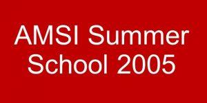 amsi-summer-school-2005-resized